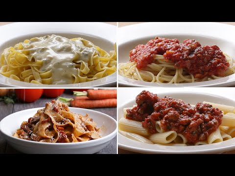 One Top Sauces 4 Ways ? Tasty Recipes