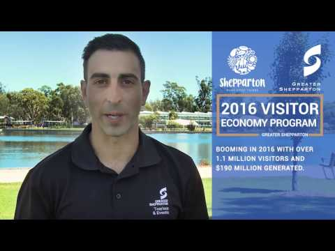 Greater Shepparton - Major Events 2016 Year in Review