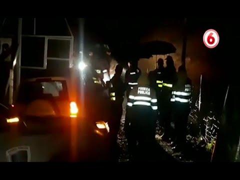 Operativo para evitar fiesta en Tucurrique