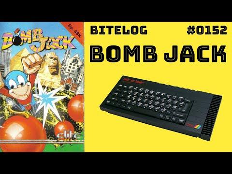 Bomb Jack (ZX SPECTRUM) [BITELOG 0152]