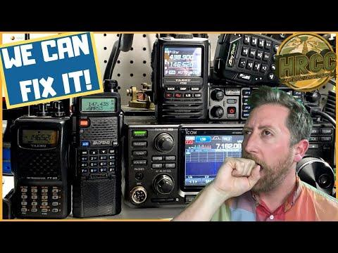Amateur Radio Troubleshooting!  (VHF/UHF/HF ham radio)