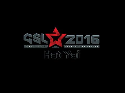 GSL 2016 Hatyai