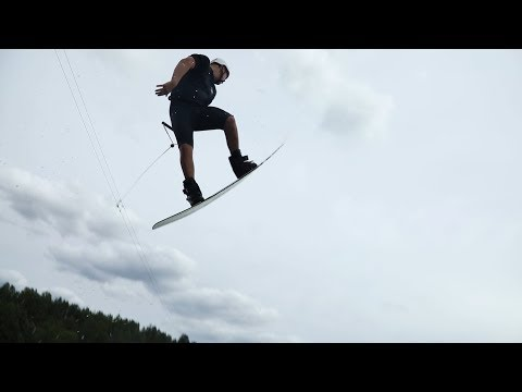 Wakeboard hos Fagersta Cable Park –Gone Camping i Fagersta