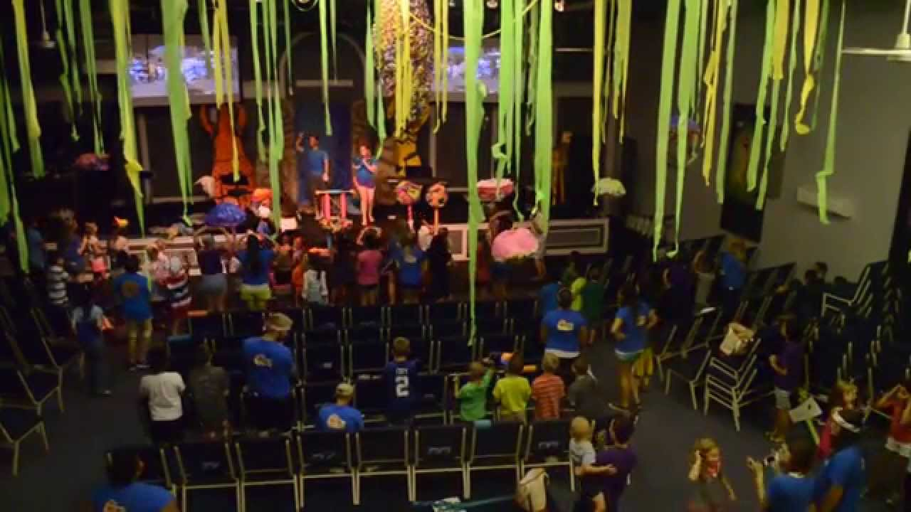 Cornerstone Church VBS 2014