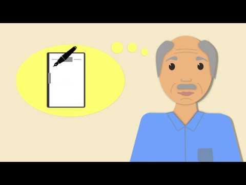 Demencja: Działania zabezpieczające