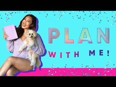Plan with me: My personal goals for 2019
