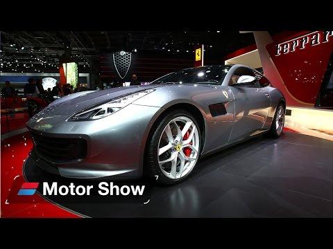2017 Ferrari GTC4 Lusso T at Paris Motor Show - First Look