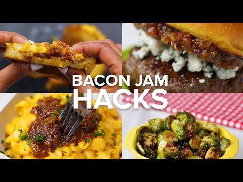 Bacon Jam Hacks ? Tasty