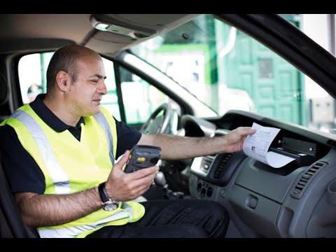 Impresión portátil para transportistas profesionales