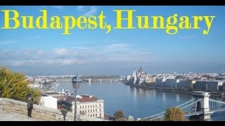 Top places to visit in Budapest, Hungary