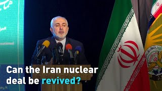 Iran nuclear deal: can it be revived