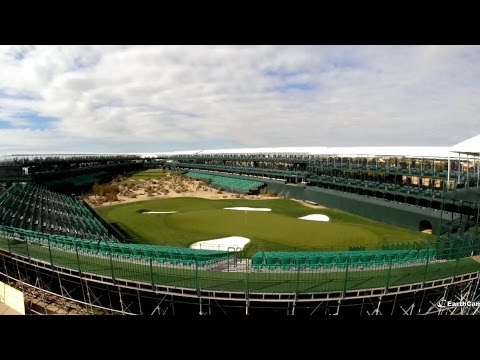 Time-lapse of No. 16 at TPC Scottsdale