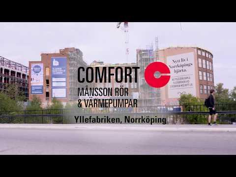 Yllefabriken - ett unikt fastighetsprojekt i Norrköping