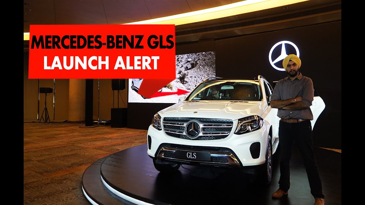 Launch Alert : Mercedes-Benz GLS : PowerDrift