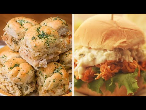 6 Mouth-Watering Slider Recipes ? Tasty