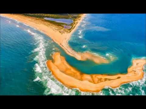 A New Island Formation Has Appeared Off The Carolina Coast