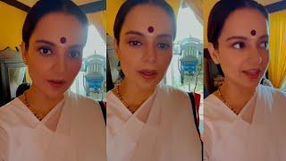 Actress Kangana Ranaut Strong Reply To Villains In Her Life | #Thalaivi | IndiaGlitz Telugu Movies - IGTELUGU