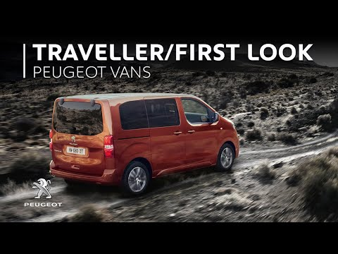 Peugeot Traveller | First look