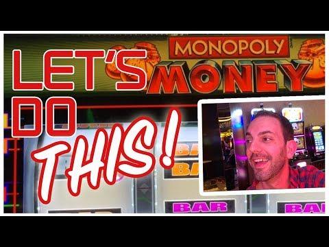 connectYoutube - 😜 REALity Wednesdays at 👠 Cosmopolitan🍸 in Las Vegas ✦ Slot Machine Pokies w Brian Christopher