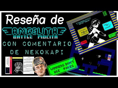 Canal Homebrew: Angelita Battle Mocita (Con audio de su autor Nekokapi) Spectrum