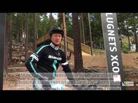 Hör Tompa berätta om Lugnets XCO - Vår svartaste cykelled