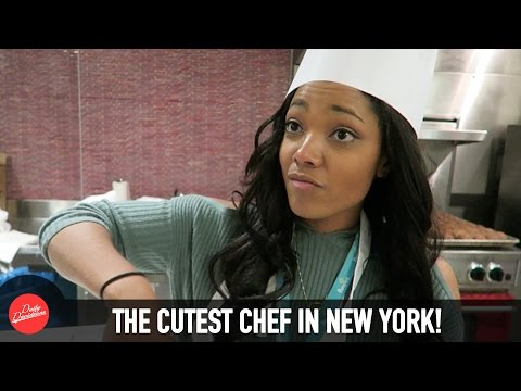 THE CUTEST CHEF IN NEW YORK!