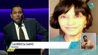 La incertidumbre como generadora de oportunidades, entrevista Laurencia Saenz, filosofa