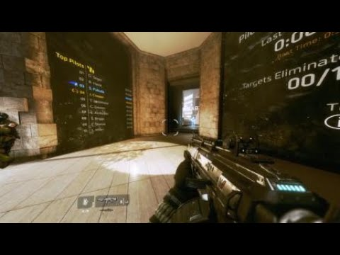 Titanfall™ 2   I have glitch the gauntlet woops