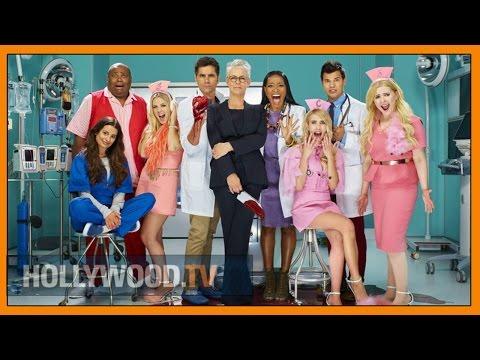 Scream Queens talk season #2 - Hollywood TV