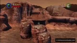 LEGO Star Wars: TCS - Minikit Guide - Episode IV: Through The Jundland Wastes