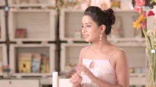 How to wear a Sui Dhaga Earring
