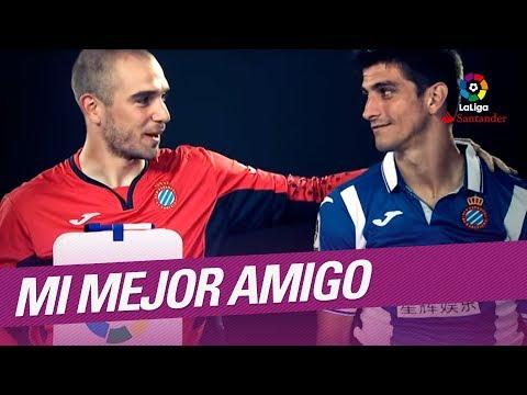 Mi Mejor Amigo: Pau López y Gerard Moreno