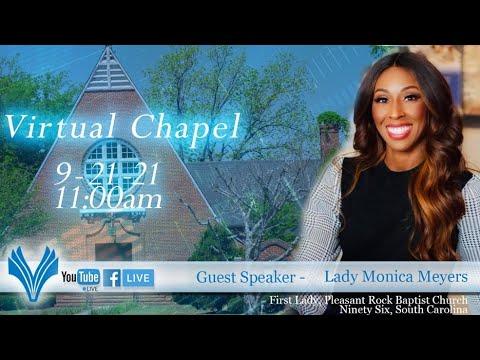 Voorhees College Virtual Chapel Service