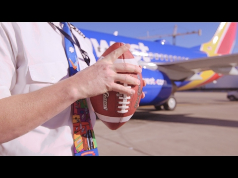 Two Southwest Airlines Pilots: Teammates Then and Now