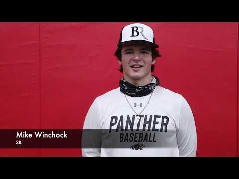 Mike Winchock College Baseball Recruiting Video-Class of 2021