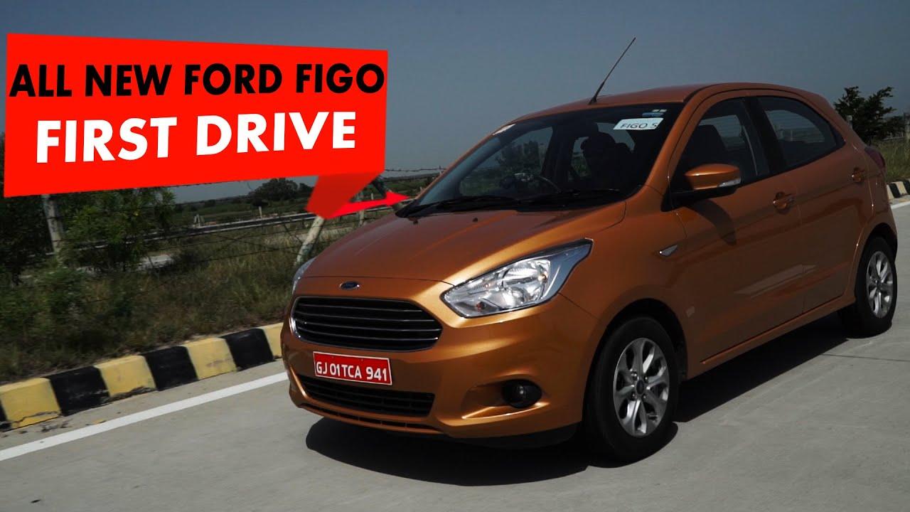 All New Ford Figo : First Drive : PowerDrift