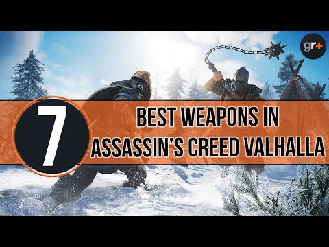Assassin's Creed Valhalla Best Weapons guide