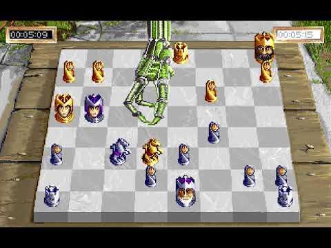 Sargon V: World Class Chess (Activision) (MS-DOS) [1991]