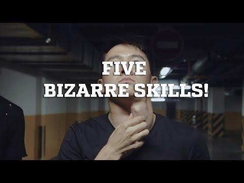Five Bizarre Skills!