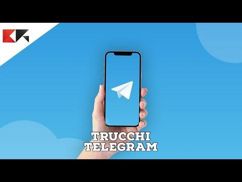 10 trucchi TELEGRAM da conoscere assolut …