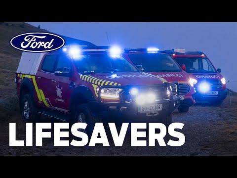 Lifesavers: Firefighting Rangers for Rural Response