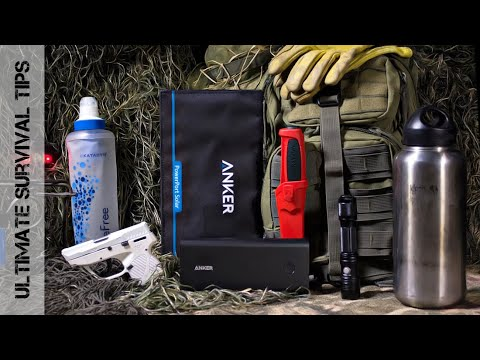 "NEW! Top 10 Bug Out Bag Upgrades + ""NEVER PACK"" Gear - $49 BOB / Survival Kit - PART 2"