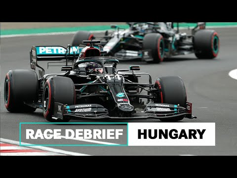 Tricky Starts, Late Pit Stops & More | 2020 Hungarian GP F1 Debrief