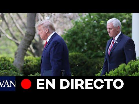 DIRECTO: Los demócratas anuncian su plan para lanzar el segundo 'impeachment' contra Trump