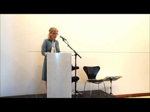 Tale ved kurator Janeke Meyer Utne - Sophie Calle i Lillehammer Kunstmuseum