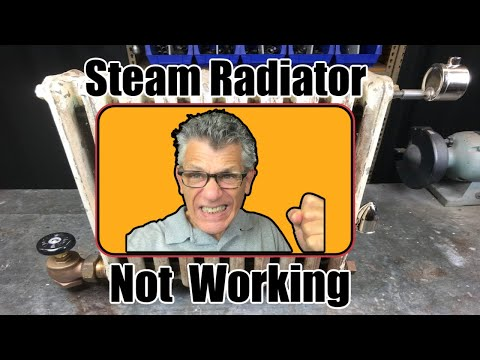 Steam Radiator Not Working