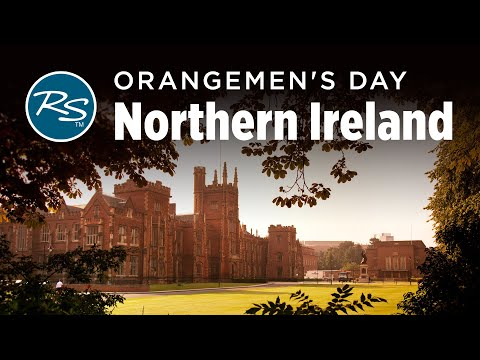 Belfast, Northern Ireland: Orangemen Parades – Rick Steves' Europe Travel Guide – Travel Bite
