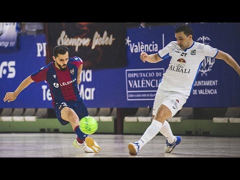Levante UD - Viña Albali Valdepeñas Semifinales Partido 1 Temp 20 21