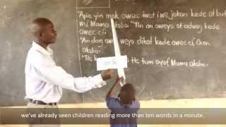Lango Literacy Program