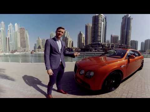 Explore Dubai 360 | Bentley Flying Spur
